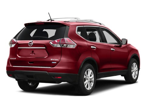 2016 Nissan Rogue Sv In Timonium Md Nationwide Infiniti Of